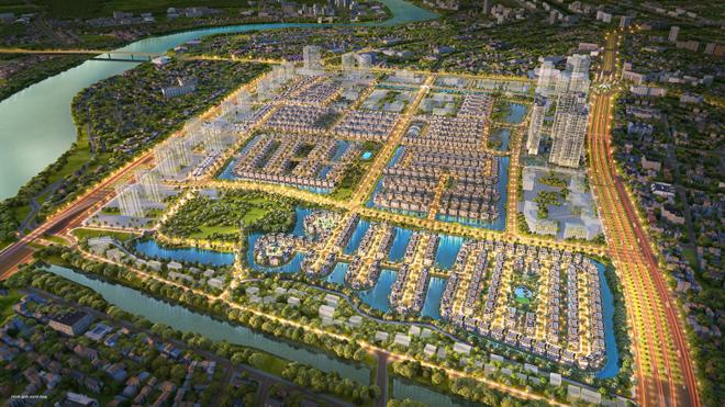 Vinhomes Star City ra mắt phân khu Hướng Dương - tinh hoa kiến trúc phong cách resort Venice - 1