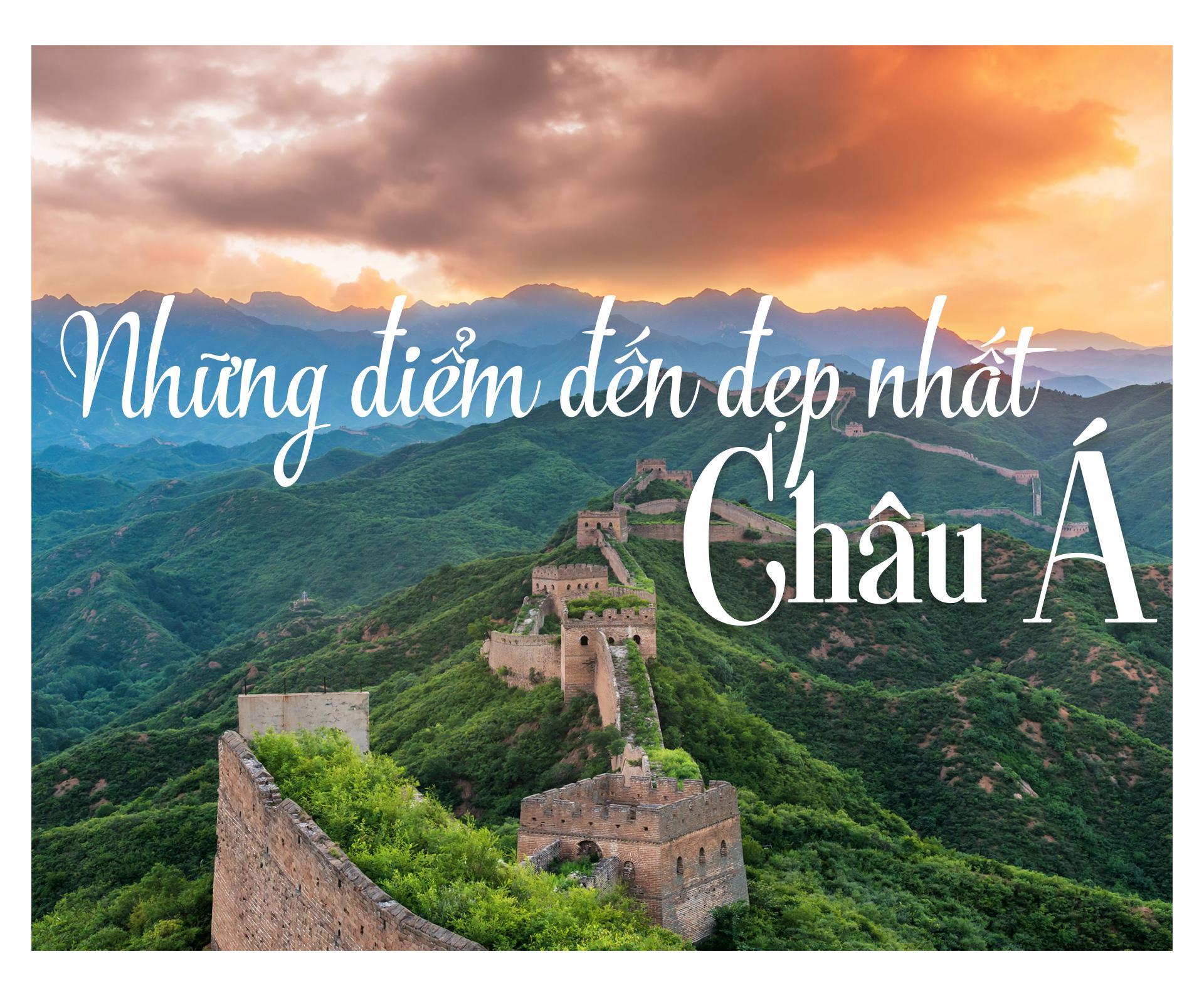 Những điểm đến đẹp nhất châu Á, bạn không thể bỏ qua - 1
