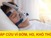 Tin tức sức khỏe - Cảnh báo nguy cơ nhập viện do tái phát cấp đờm, ho, khó thở vào thời điểm chuyển mùa