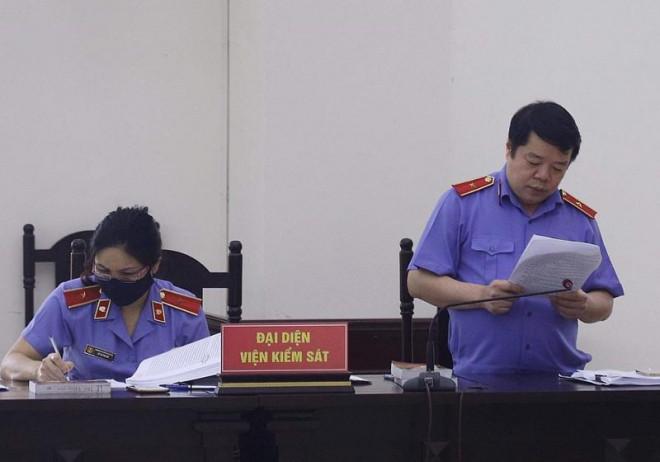 VKS đề nghị không chấp nhận việc 'bồi thường thay' cho Trịnh Xuân Thanh - 1