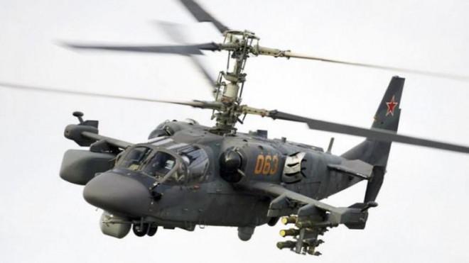 Vì sao Trung Quốc loại trực thăng nội địa Z-10 để mua 'cá sấu' Ka-52K của Nga? - 1