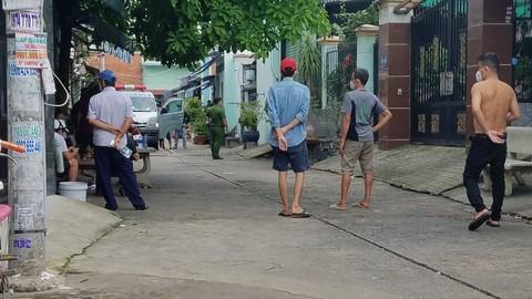 Điều tra vụ người đàn ông tử vong bất thường trong nhà trọ ở Sài Gòn - 1