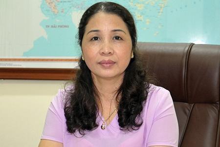 Khai trừ Đảng nguyên Giám đốc Sở Giáo dục Quảng Ninh Vũ Liên Oanh - 1