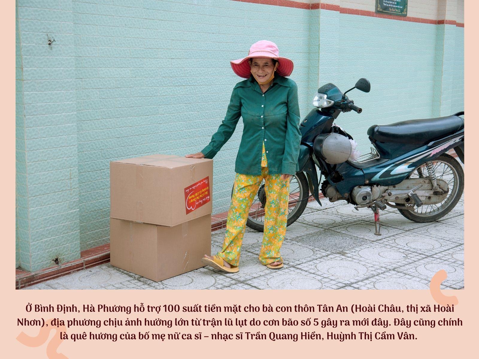 """Em gái tỷ phú của Cẩm Ly chi tiền """"khủng"""" làm điều đặc biệt cho quê nhà - 9"""
