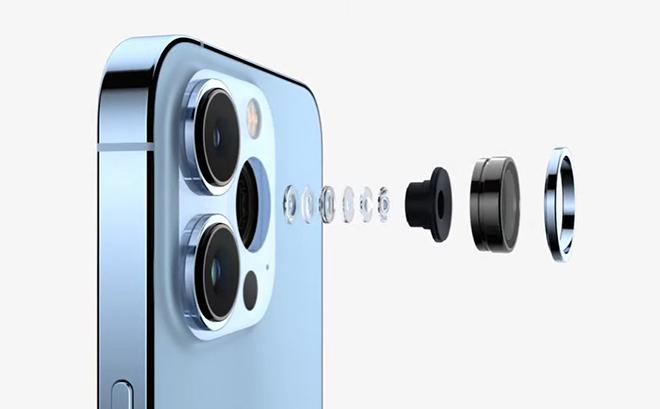 Vén màn bí mật camera bên trong iPhone 13 Pro Max - 1