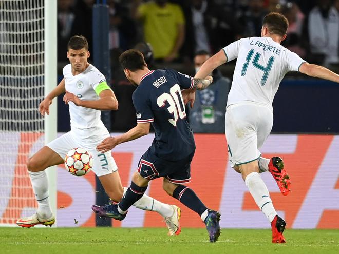Video bóng đá PSG - Man City: Phủ đầu bất ngờ, Messi định đoạt (Cúp C1) - 2