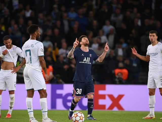 """Nóng bảng xếp hạng Cúp C1: Man City mất ngôi đầu, """"tí hon"""" Sheriff gây sốc - 1"""