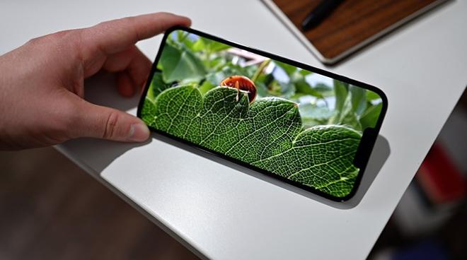 Vượt qua Galaxy S21 Ultra, iPhone 13 Pro Max là smartphone có màn hình tốt nhất - 1
