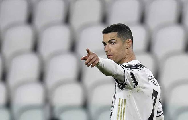 "SAO Juventus bất ngờ ""chê"" Ronaldo khiến ""Bà đầm già"" sa sút - 1"