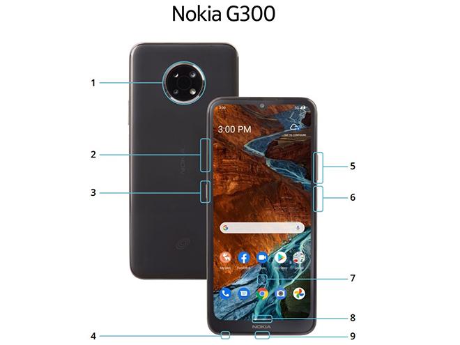 Rò rỉ cấu hình dấp dẫn của Nokia G300 5G - 3