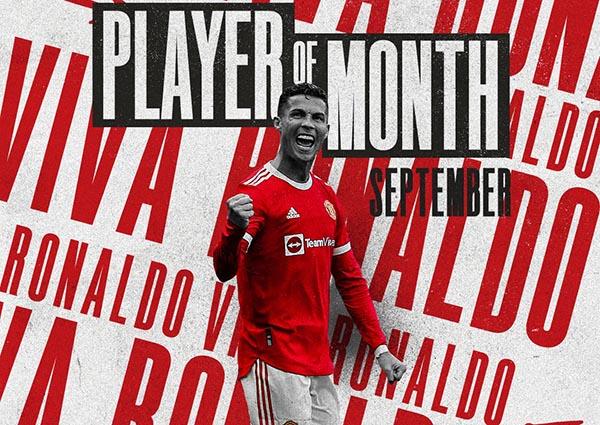 Tin mới nhất bóng đá tối 2/10: Ronaldo đoạt danh hiệu đầu tiên ởMU - 1