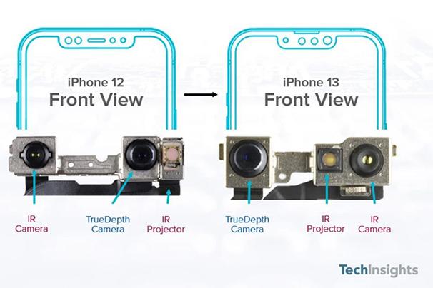 Giá bán tương đương, chi phí linh kiện iPhone 13 Pro rẻ hơn Galaxy S21+? - 3