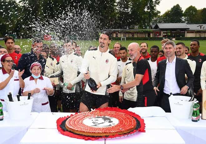 Choáng Ibrahimovic tậu siêu xe 13 tỷ đồng mừng sinh nhật, 2 buổi tiệc hoành tráng - 1