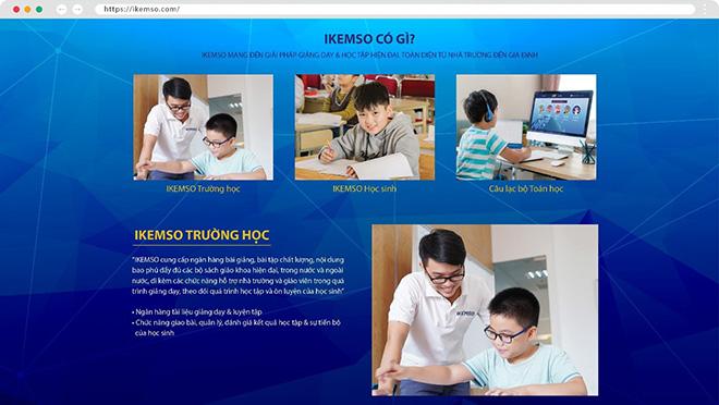 """Startup học trực tuyến IKEMSO tự tin """"lên mây"""" với AWS - 1"""
