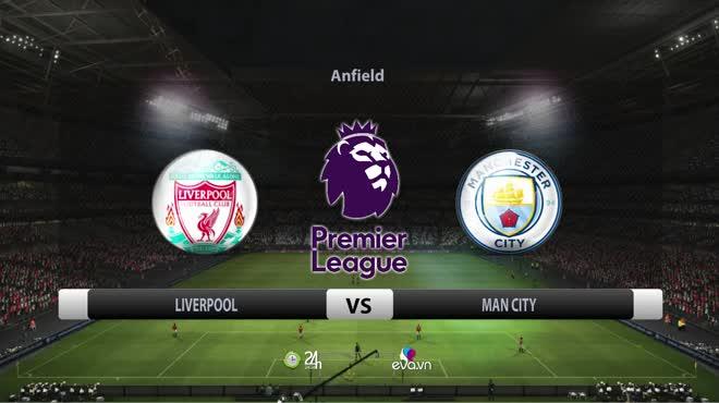 Video bóng đá Liverpool - Man City: Đỉnh cao đại chiến, mưa bàn thắng hiệp 2 (Vòng 7 Ngoại hạng Anh)