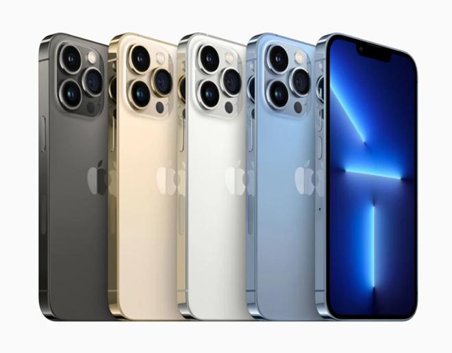 iPhone đứng ngoài tình trạng thiếu chip toàn cầu? - 1