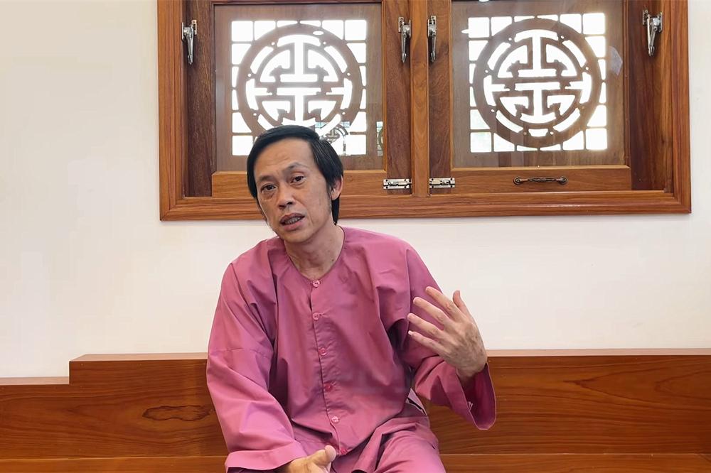Con ruột Hoài Linh tiết lộ tình hình sức khỏe hiện tại của bố