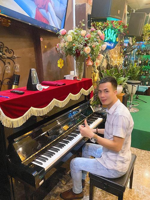 Nguyễn Minh Thành chia sẻ bản lĩnh cần có của nhạc công Keyboard khi đứng trên sân khấu - 1