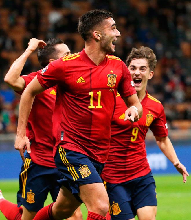 ĐT Tây Ban Nha khiến Italia đứt mạch bất bại, đón tin dữ sau bán kết Nations League - 1