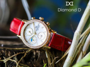 Cơ hội hoàn tiền 100% khi mua đồng hồ Nữ tại Đăng Quang Watch nhân dịp 20/10