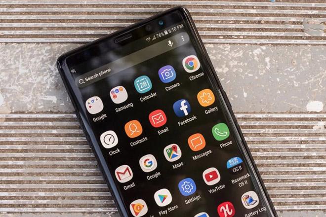Samsung chính thức bỏ rơi Galaxy Note 8 - 1