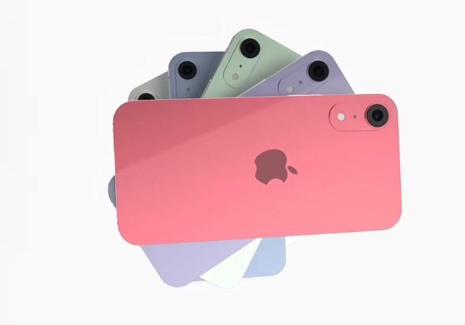 """Khái niệm iPhone SE 3 đẹp """"rụng tim"""" với camera selfie """"đục lỗ"""" - 1"""