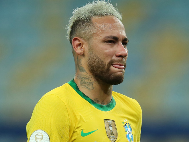 Tin mới nhất bóng đá tối 10/10: Neymar tiết lộ gây sốc - 1
