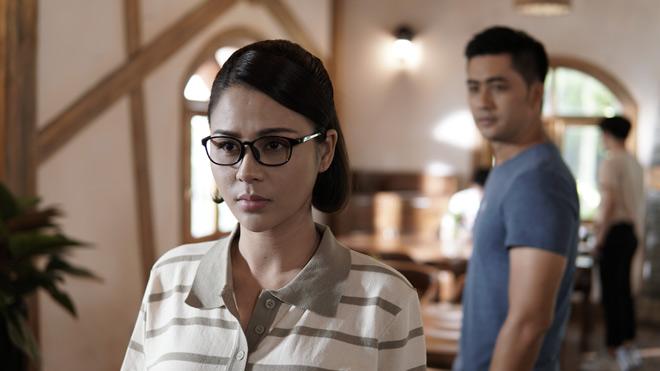 """Lương Thu Trang """"lột xác"""" trong phim về điều tra trinh thám - 1"""