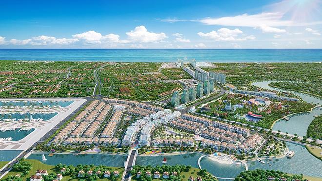 Sun Group ra mắt khu đô thị sinh thái nghỉ dưỡng ven sông - Sun Riverside Village tại Sầm Sơn - 1