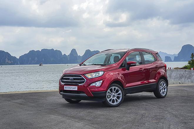Giá xe Ford EcoSport tháng 10/2021, ưu đãi lên đến 50 triệu đồng - 1