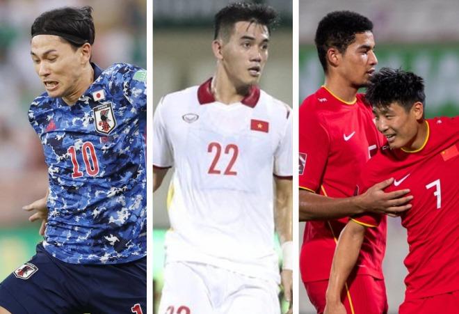 Kịch bản sốc ĐT Việt Nam thắng Oman, xếp trên Nhật Bản và Trung Quốc ra sao? - 1