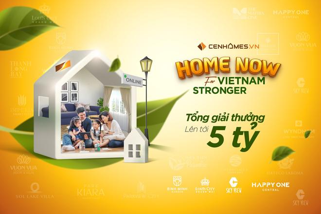 """Sôi động """"Home now for Vietnam Stronger"""" với gần 30 dự án hấp dẫn - 1"""