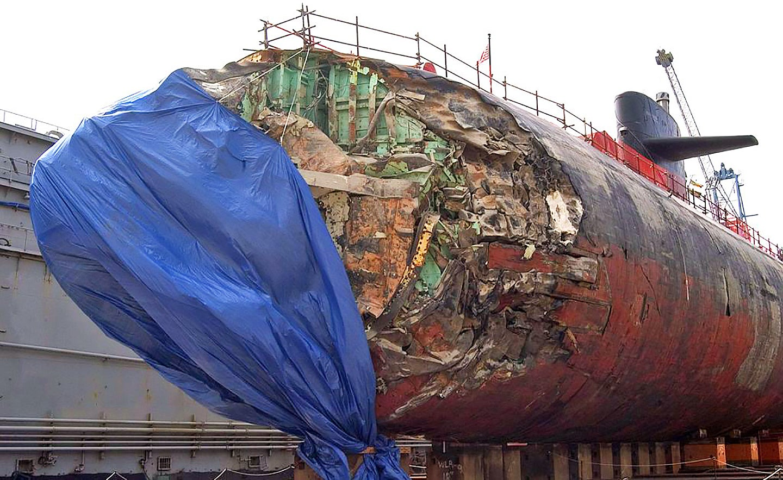 Vì sao tàu ngầm hạt nhân hàng tỷ USD vẫn có thể đâm vào nhau dưới biển? - 1
