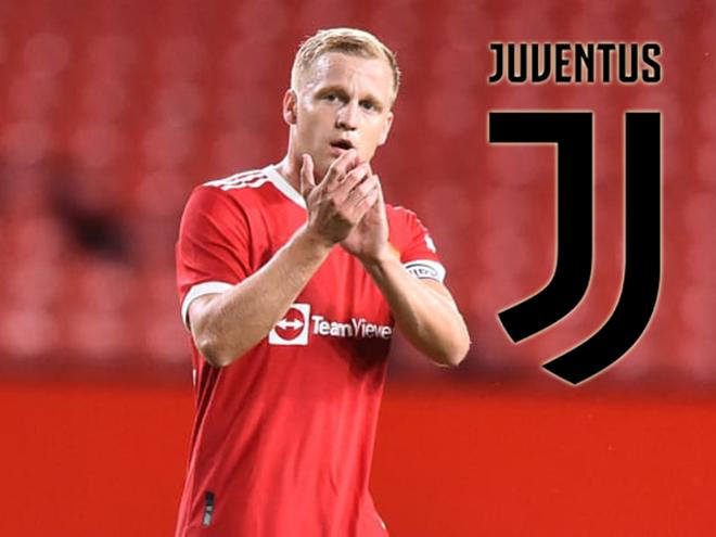"""Cực sốc Van De Beek đàm phán gia nhập Juventus, MU cay đắng bị """"đâm sau lưng"""" - 1"""