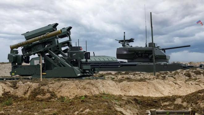 Nga đang xây dựng một đội quân robot chiến đấu khổng lồ - 1