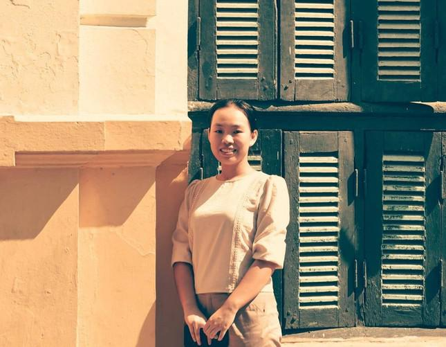 Nữ sinh 2K3 Bắc Ninh nhận 16 học bổng du học đáng mơ ước - 1