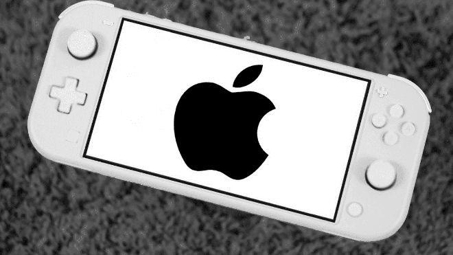 Apple chuẩn bị sản xuất máy chơi game - 1