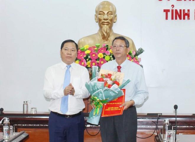 Bình Định có tân giám đốc Sở Du lịch sau khi ông Nguyễn Văn Dũng mất chức vì chơi golf - 1