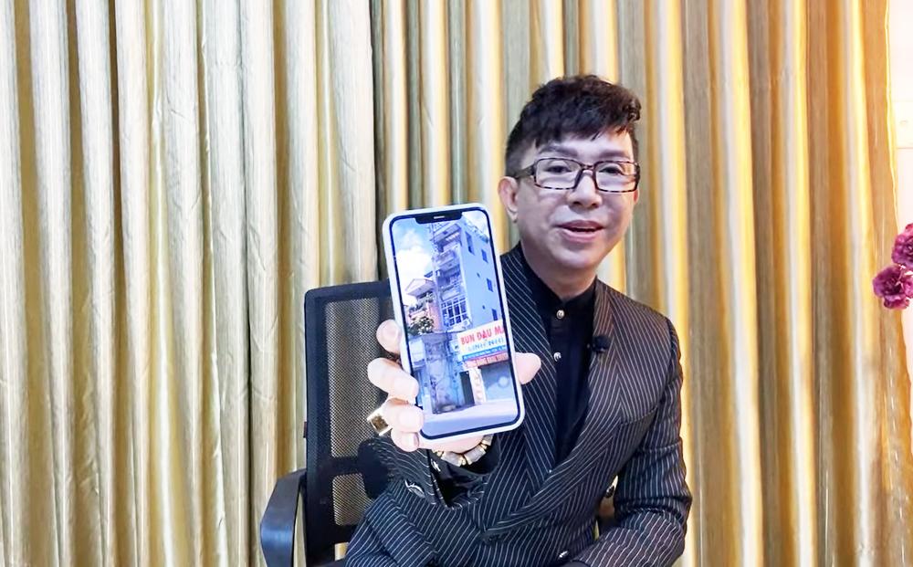 Đại gia Long Xuyên bí ẩn muốn tặng nhà mặt tiền 5 tầng cho Hồ Văn Cường - 1