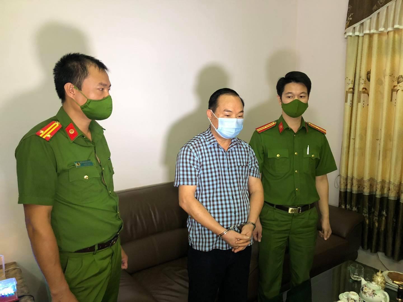Bắt Chủ tịch Hội đồng quản trị Công ty môi trường đô thị Tuyên Quang - 1