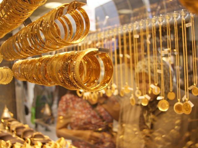 Giá vàng hôm nay 14/10: Nhiều yếu tố hỗ trợ, vàng tăng vọt như lên đồng - 1