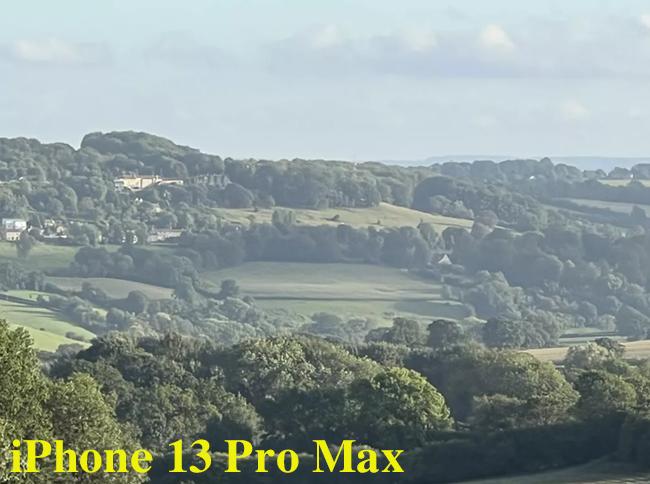 So sánh camera iPhone 13 Pro Max và Galaxy S21 Ultra - 7