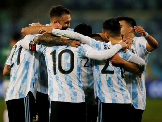 Nhận định vòng loại World Cup: Neymar đụng độ Suarez, Argentina & Messi nối tiếp mạch bất bại - 1