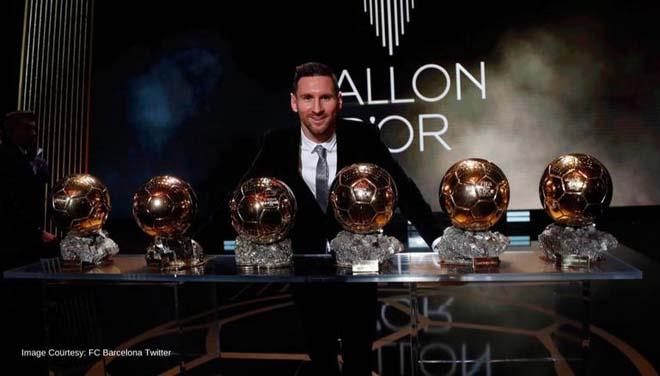 Cực nóng Quả bóng vàng: Messi sáng giá nhất, cửa thắng gấp 32 lần Ronaldo - 1