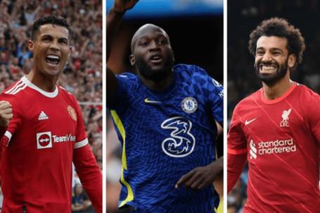 Tiền đạo hay nhất Ngoại hạng Anh: Salah số 1, Ronaldo thua SAO West Ham