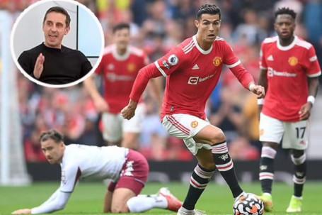 Huyền thoại MU chê Ronaldo lười, muốn Solskjaer sớm ra quyết định