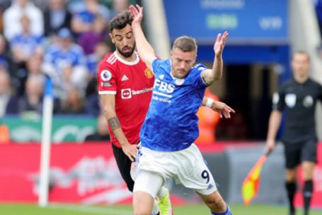 Trực tiếp bóng đá Leicester - MU: Bàn thua cuối trận (Vòng 8 Ngoại hạng Anh) (Hết giờ)