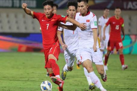 ĐT Việt Nam đứng thứ mấy trên bảng xếp hạng FIFA mới nhất, sau 5 trận thua liên tiếp?