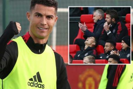 """Choáng Ronaldo """"cãi lời"""" HLV Solskjaer, muốn hưởng đặc quyền khó tin"""