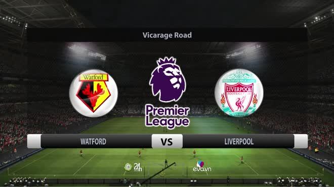Video bóng đá Watford - Liverpool: Hat-trick ngôi sao, đại tiệc 5 bàn (Vòng 8 Ngoại hạng Anh)